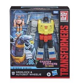 Hasbro Transformers Studio Series 86-06 Leader Grimlock & Wheelie