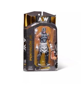 Wicked Cool Toys All Elite Wrestling Unrivaled Collection Pentagon Jr
