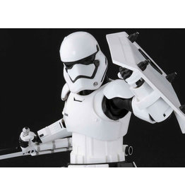 Bandai Star Wars S.H.Figuarts First Order Riot Control (Shield & Baton Set) Stormtrooper (The Force Awakens)