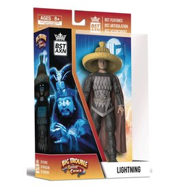 BST AXN BST AXN Big Trouble in Little China Lightning 5in Action Figure