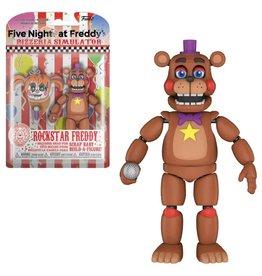 Funko Funko Action Figure: Five Nights at Freddy's Pizzeria Simulator - Rockstar Freddy