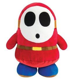 Club Mocchi Mocchi Super Mario Shy Guy Mega 15-Inch Plush