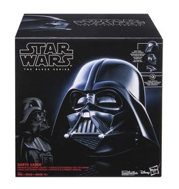 Hasbro Star Wars: The Black Series Darth Vader 1:1 Scale Wearable Helmet (Electronic)