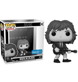 Funko Funko POP! Albums: AC/DC - Back in Black (B&W) - Exclusive
