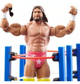 Mattel WWE Wrestlemania Celebration Randy Savage Action Figure