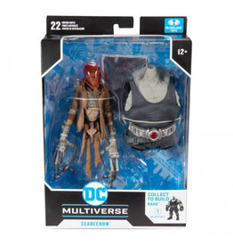 McFarlane Toys Last Knight on Earth DC Multiverse Scarecrow (Collect to Build: Bane)