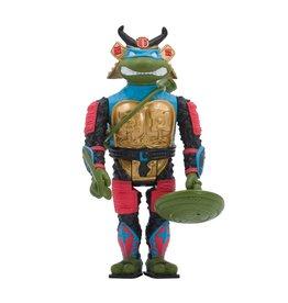 Super7 Teenage Mutant Ninja Turtles ReAction Figures Wave 3 - Samurai Leonardo