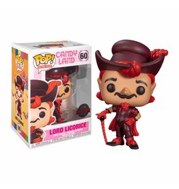 Funko Funko Pop! Retro Toys: Candyland - Lord Licorice (Targetcon 2021)