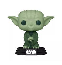 Funko Funko POP! Star Wars: Yoda (ECCC 2021 Shared Exclusive)