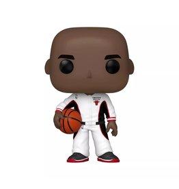 Funko Funko POP! NBA: Michael Jordan Bulls White Warmup (Targetcon 2021)