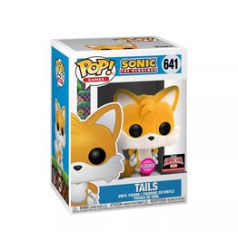 Funko Funko POP! Games: Sonic - Tails (Flocked) (Target Exclusive)