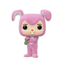 Funko Funko POP! TV: Friends - Chandler as Bunny (Flocked)(Target Exclusive)