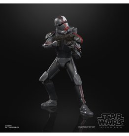 "Hasbro Star Wars: The Black Series 6"" Bad Batch Hunter (Clone Wars)"
