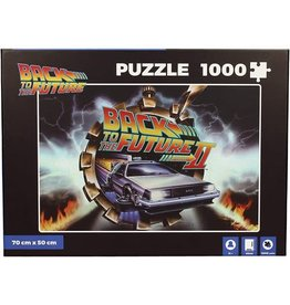 SD Toys Back to the Future II 1,000 Piece Puzzle