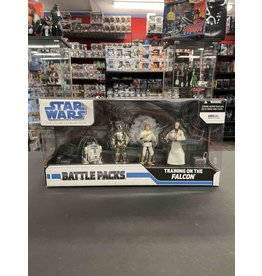 Hasbro Star Wars Battle Pack: Training on The Falcon