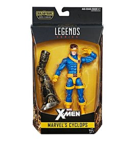 "Hasbro X-Men Marvel Legends 6"" Cyclops (Warlock BAF)"