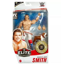 Mattel WWE Elite Collection Davey Boy Smith Action Figure