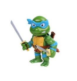 Jada Toys Teenage Mutant Ninja Turtles Leonardo 4-Inch Prime MetalFigs Action Figure