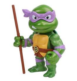 Jada Toys Teenage Mutant Ninja Turtles Donatello 4-Inch Prime MetalFigs Action Figure
