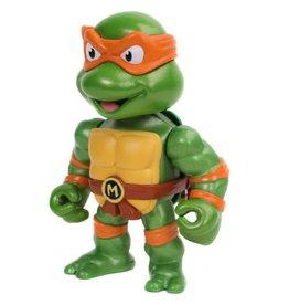 Jada Toys Teenage Mutant Ninja Turtles Michelangelo 4-Inch Prime MetalFigs Action Figure