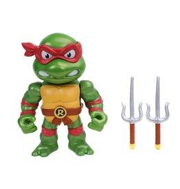 Jada Toys Teenage Mutant Ninja Turtles Raphael 4-Inch Prime MetalFigs Action Figure