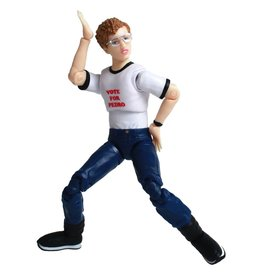 """Loyal Subjects Napoleon Dynamite BST AXN Best Loyal Subjects Action Figures 5"""""""