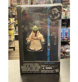 Hasbro Star Wars The Black Series Yoda Figure