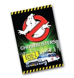 Factory Entertainment Ghostbusters - Ecto-1 Microfiber Towel