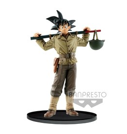 Banpresto Dragon Ball Z Banpresto World Figure Colosseum 2 Vol. 4: Goku