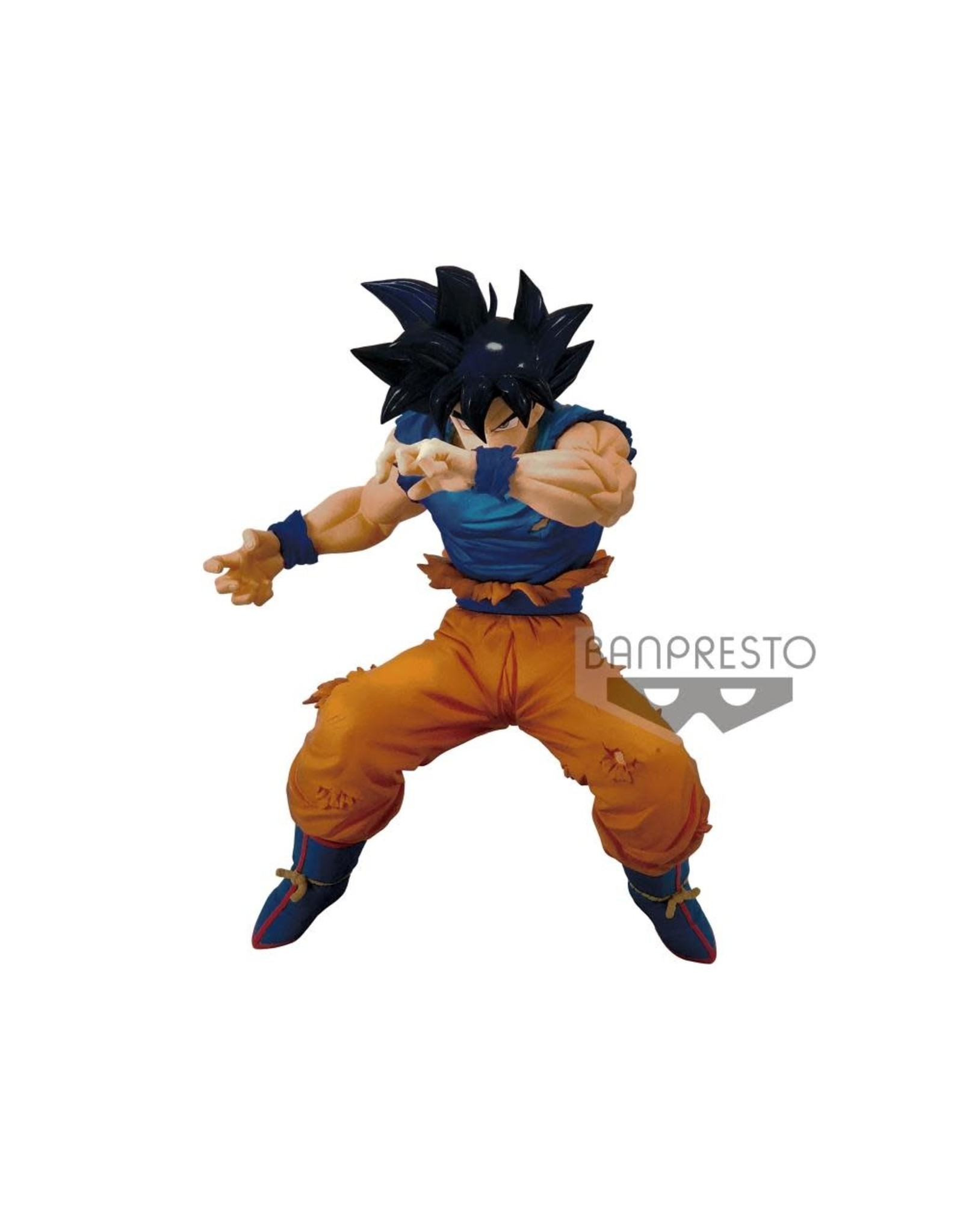Banpresto Dragon Ball Z Blood of Saiyans Ultra Instinct -Sign- Goku (Special Ver. Vol.2)