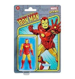 "Hasbro Marvel Legends - The Invincible Iron Man - Vintage 3.75"" Action Figure"