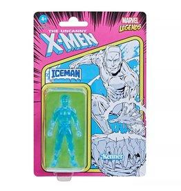 "Hasbro Marvel Legends - Iceman - Vintage 3.75"" Action Figure"