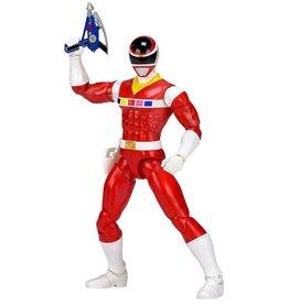 "Bandai Power Rangers In Space Legacy 6"" Red Ranger"