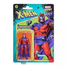 """Hasbro Marvel Legends - Magneto - Vintage 3.75"""" Action Figure"""