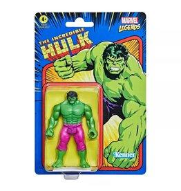 "Hasbro Marvel Legends - The Incredible Hulk - Vintage 3.75"" Action Figure"
