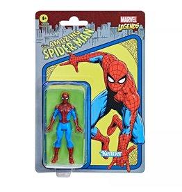 "Hasbro Marvel Legends - The Amazing Spiderman - Vintage 3.75"" Action Figure"