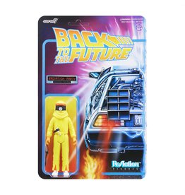 Super7 Back to the Future ReAction Figure Wave 2 - Radiation Marty
