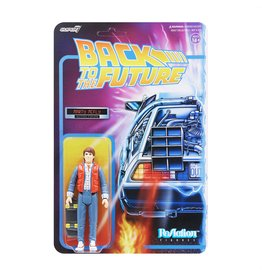 Super7 Back to the Future ReAction Figure Wave 2 - Marty McFly