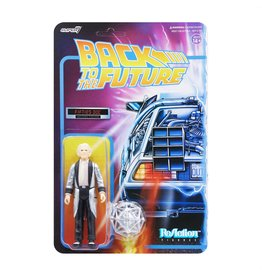 Super7 Back to the Future ReAction Figure Wave 2 - Fifties Doc