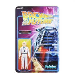 Super7 Back to the Future ReAction Figure Wave 2 - Doc Brown