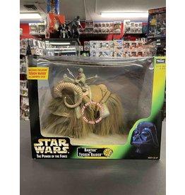 Hasbro Star Wars Power of the Force Bantha & Tusken Raider