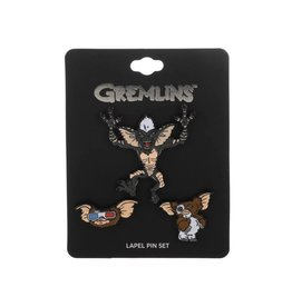Bioworld Gremlins Lapel Pin Set