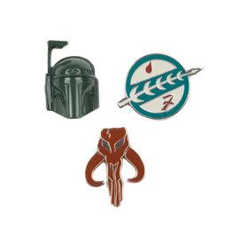 Bioworld Star Wars Boba Fett Pin Set