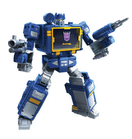 Hasbro Transformers War for Cybertron Series Soundwave Battle 3-Pack Action Figures (Damaged Box)