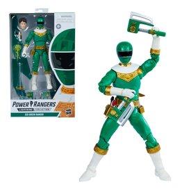 Hasbro Power Rangers Lightning Collection Zeo Green Ranger 6-Inch Action Figure