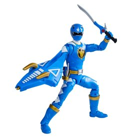 Hasbro Power Rangers Lightning Collection Dino Thunder Blue Ranger 6-Inch Action Figure