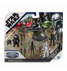 Hasbro Star Wars Mission Fleet Defend The Child Pack
