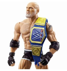 Mattle WWE Wresltmania Elite Collection Goldberg Action Figure