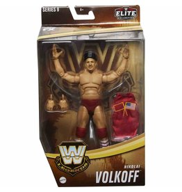 Mattel WWE Legends Elite Collection Nikolai Volkoff Action Figure