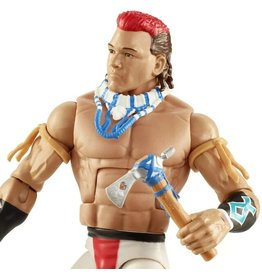 Mattel WWE Legends Elite Collection Tatanka Action Figure